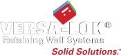 Harken's Landscape Supply is an authorized dealer for Versa-Lok Retaining Wall Systems