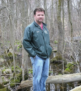 Jamie Gilbert of Harkens Landscape Supply