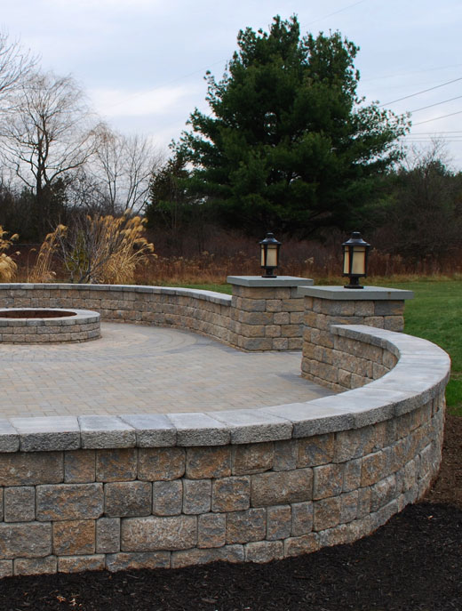 Pavers And Wall Block Harken S Landscape Supply Amp Garden