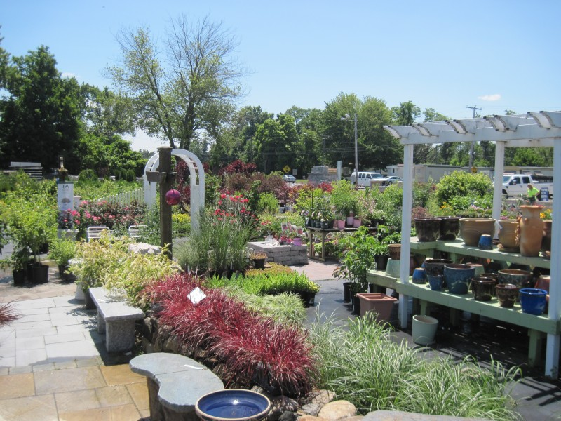 Landscaped Gardens Facility: Harken's Landscape Supply & Garden Center