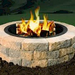 Genest Earth Blend Fire Pit