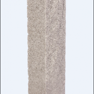 Post Nh Gray 6 Quot X6 Quot X7 Granite Post Rock 2 Sides Thermal 2