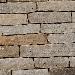 Colonial Tan Ledgestone Corner